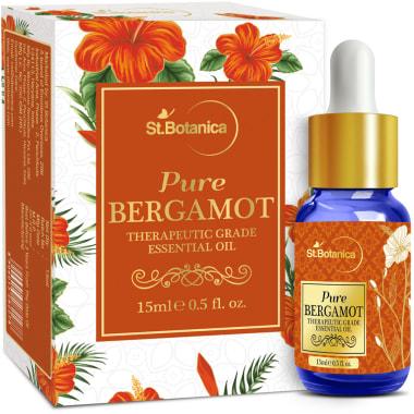 St.botanica Bergamot Pure Essential Oil