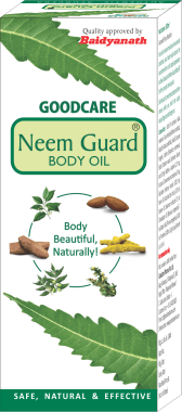 Goodcare Neem Guard Body Oil Pack Of 2