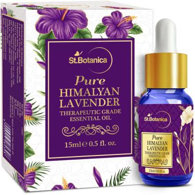 St.botanica Himalyan Lavender Pure Essential Oil