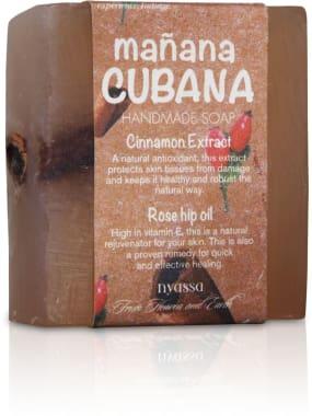 Nyassa Manana Cubana Handmade Soap