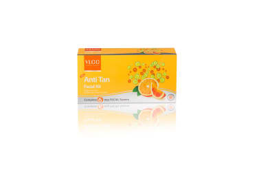 Vlcc Anti Tan Facial Kit