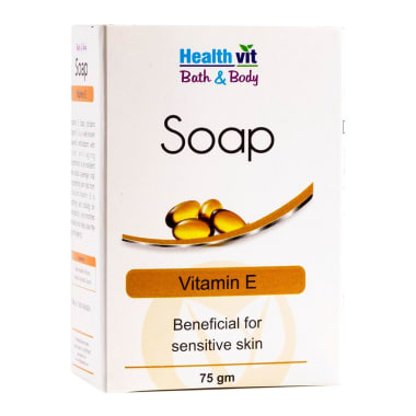 Healthvit Bath & Body Vitamin E Soap