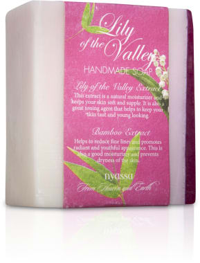 Nyassa Lily Of The Valley Handmade Soap