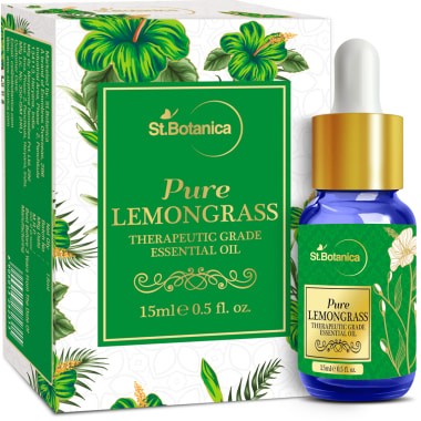 St.botanica Lemongrass Pure Essential Oil