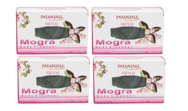 Patanjali Ayurveda Mogra Body Cleanser Pack Of 4