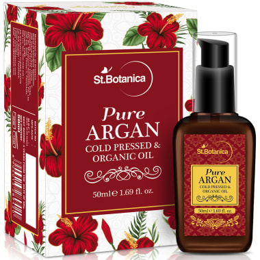 St.botanica Organic Argan Pure Coldpressed Carrier Oil