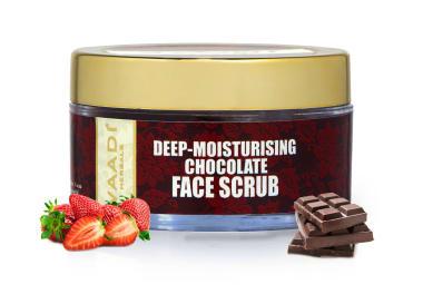 Vaadi Herbals Deep-moisturising Chocolate Face Scrub