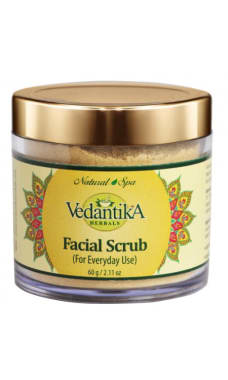 Vedantika Herbals Facial Scrub