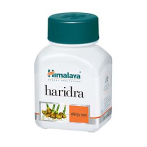 Himalaya Wellness Pure Herbs Haridra Skin Wellness Capsule