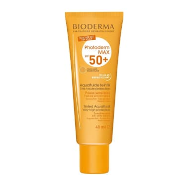 Bioderma Photoderm Aquafluide Toucher Sec Dore Spf50+