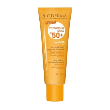 Bioderma Photoderm Aquafluide Toucher Sec Neutre Spf50+