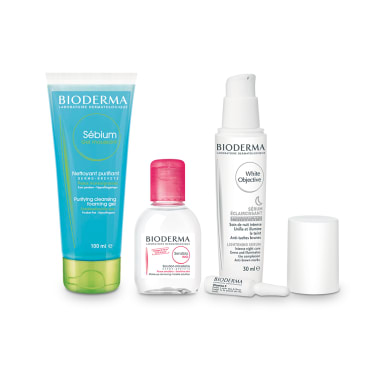 Bioderma Night Routine Combo Pack