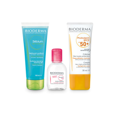 Bioderma Sun Protection Combo For Pigmented Skin