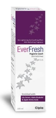 Everfresh Hygiene Wash