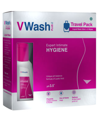 Vwash Plus Travel Pack