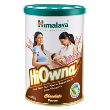 Himalaya Hiowna Momz Powder Chocolate