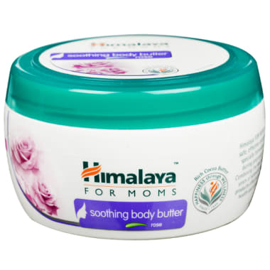 Himalaya Soothing Body Butter Cream Rose
