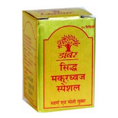 Dabur Siddha Makardhwaj Special Tablet