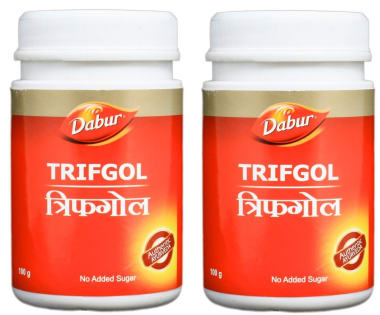 Dabur Trifgol Powder Pack Of 2