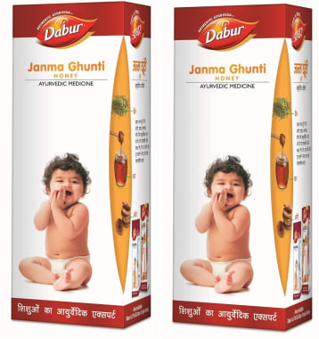 Dabur Janma Ghunti Pack Of 2