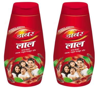 Dabur Lal Dant Manjan Pack Of 2