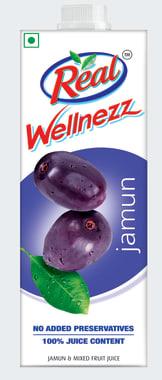 Dabur Real Wellnezz Jamun Juice Jamun
