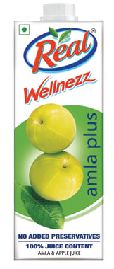 Dabur Real Wellnezz Juice Amla Plus