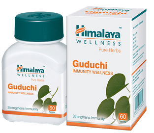 Himalaya Wellness Pure Herbs Guduchi Immunity Wellness Tablet