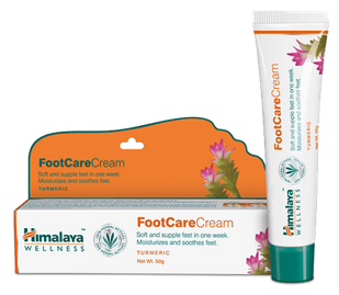 Himalaya Wellness Footcare Cream