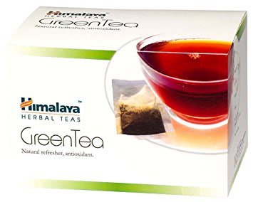 Himalaya Wellness Green Tea Sachet Pack Of 2