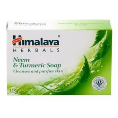 Himalaya Neem & Turmeric Soap Pack Of 3