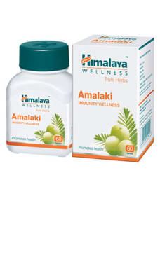 Himalaya Wellness Pure Herbs Amalaki Immunity Wellness Tablet