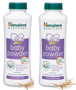 Himalaya Baby Powder Pack Of 2