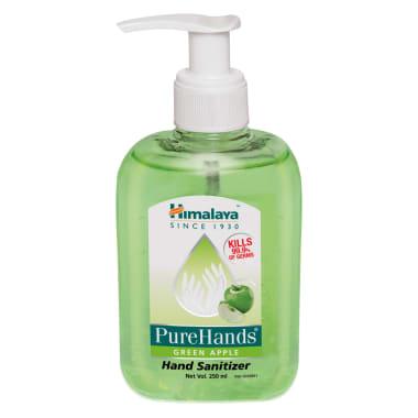 Himalaya Wellness Pure Hands Sanitizer Green Apple