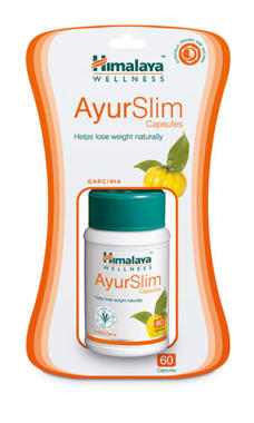 Himalaya Wellness Ayurslim Weight Management Capsule