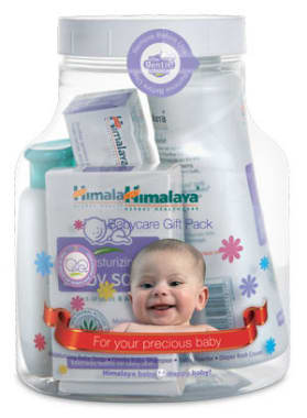 Himalaya Babycare Gift Pack (soap Shampoo Powder) Various