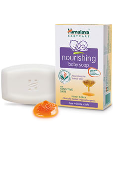 Himalaya Nourishing Baby Soap Pack Of 2