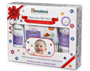 Himalaya Babycare Gift Pack (oil-soap-powder) Various