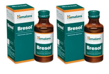 Himalaya Bresol Syrup Pack Of 2