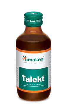Himalaya Talekt Syrup Pack Of 2