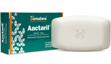 Himalaya Aactaril Soap Pack Of 2