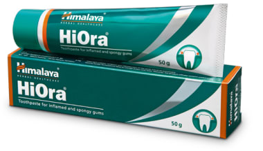 Himalaya Hiora Toothpaste Pack Of 2
