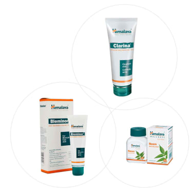 Himalaya Anti Marks Pack Kit