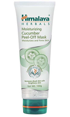 Himalaya Moisturizing Cucumber Peel Off Mask