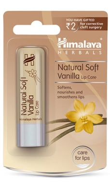 Himalaya Natural Soft Lip Care Vanilla
