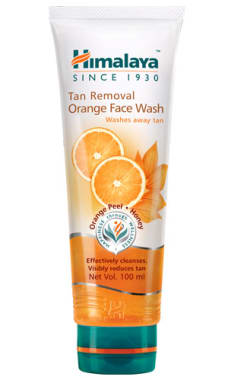 Himalaya Tan Removal Orange Face Wash