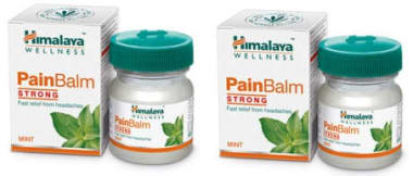 Himalaya Wellness Pain Balm Strong Pack Of 2