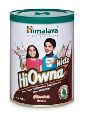 Himalaya Hiowna Kids Powder Chocolate