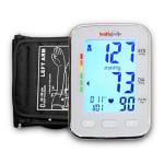 Healthgenie BPM04KBL Upper Arm Digital BP Monitor