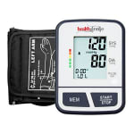 Healthgenie BPM02T Upper Arm Digital BP Monitor